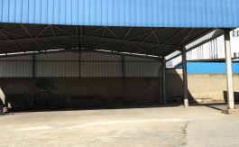 A VENDRE DEPOT 4300 M2 TUNIS NORD