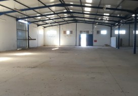 A VENDRE LOCAL INDUSTR 3000 M2 JBEL OUST