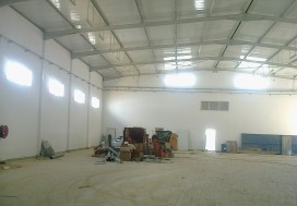 A LOUER LOCAL H STAND 1900 M2 MGHIRA